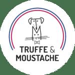 logo truffe et moustache