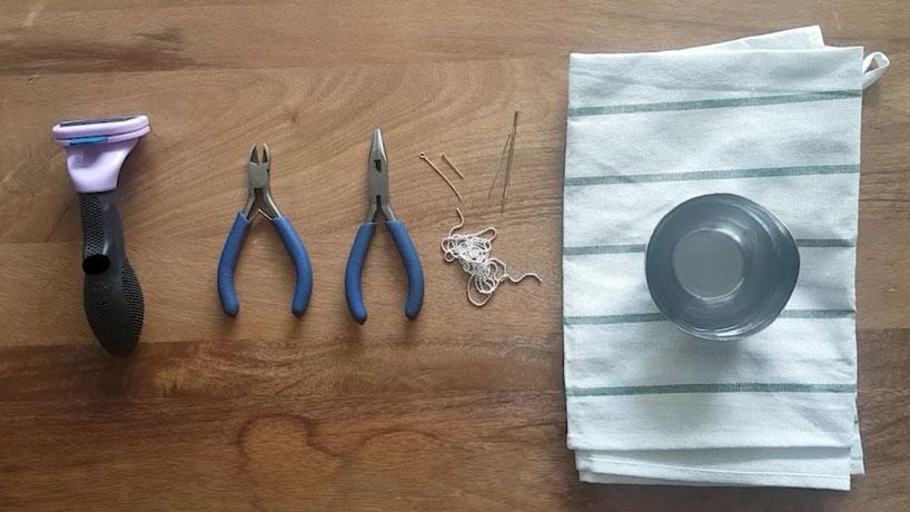 DIY tutoriel perles