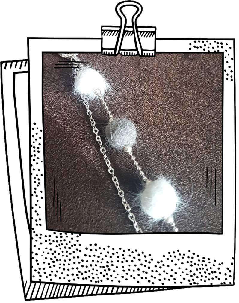 DIY tutoriel perles chiens chats