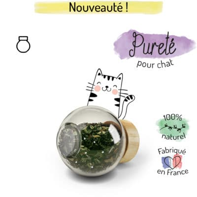 Complément alimentaire Pureté confort urinaire pour chats